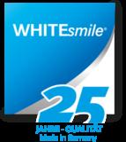 whitesmile_logo_25_jahre
